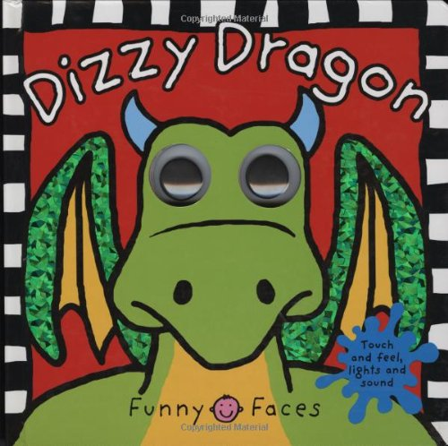 Funny Faces Dizzy Dragon (Funny Faces (Priddy Books))