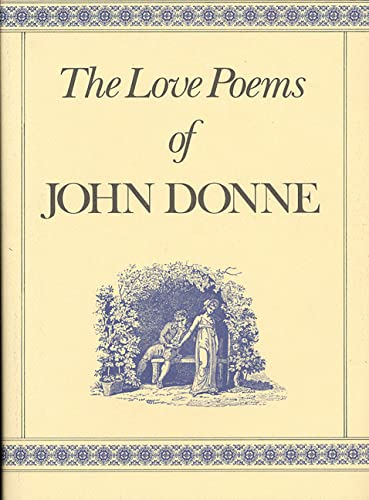 9780312499440: The Love Poems of John Donne