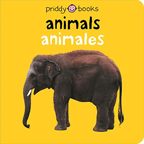 Animals/Animales (Bright Baby): Roger Priddy