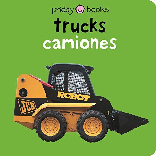 9780312502997: Trucks/Camiones (Bright Baby)