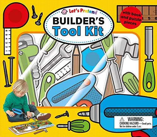 9780312504908: Let's Pretend Builders Tool Kit: With Book and Press-Out Pieces
