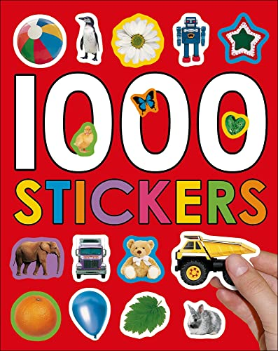 9780312504922: 1000 Stickers