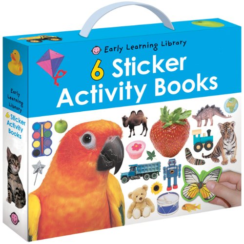 9780312505813: Sticker Activity Books