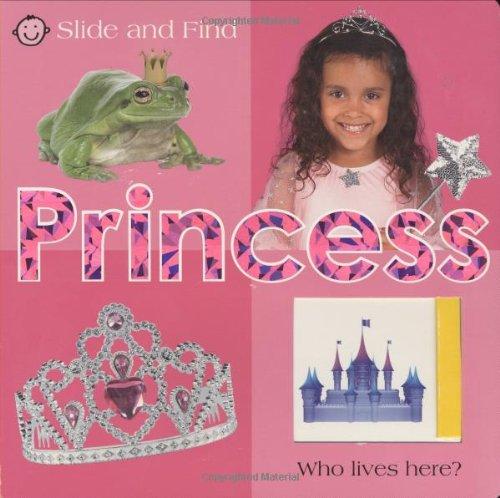 9780312505837: Slide and Find Princess
