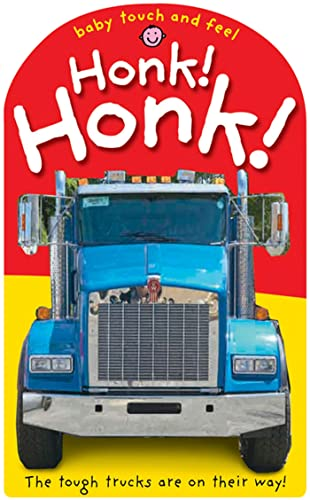 9780312506421: Baby Touch and Feel Honk! Honk!