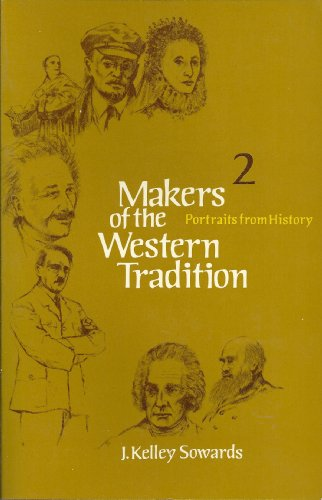 9780312506452: Makers of the Western Tradition: Portraits from History, Vol. 2