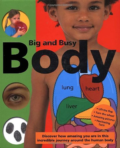 Big and Busy Body (casebound): Roger Priddy