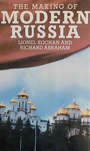 9780312507039: The Making of Modern Russia
