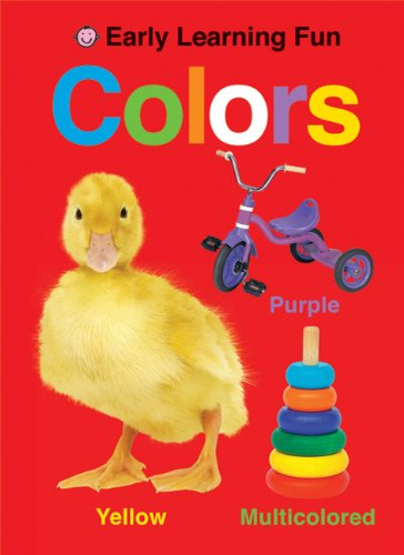 Early Learning Fun Colors: Priddy, Roger