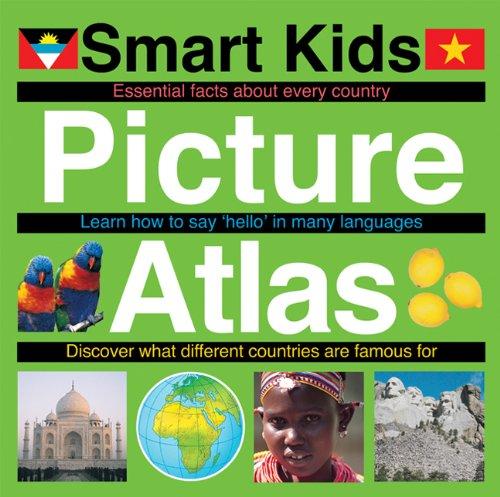 9780312508609: Smart Kids Picture Atlas