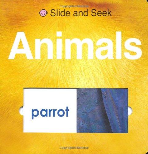 9780312508630: Slide and Seek: Animals