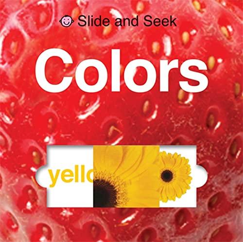 9780312508647: Slide and Seek Colors