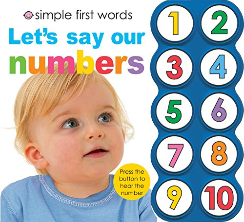 9780312508784: Simple First Words Let's Say Our Numbers