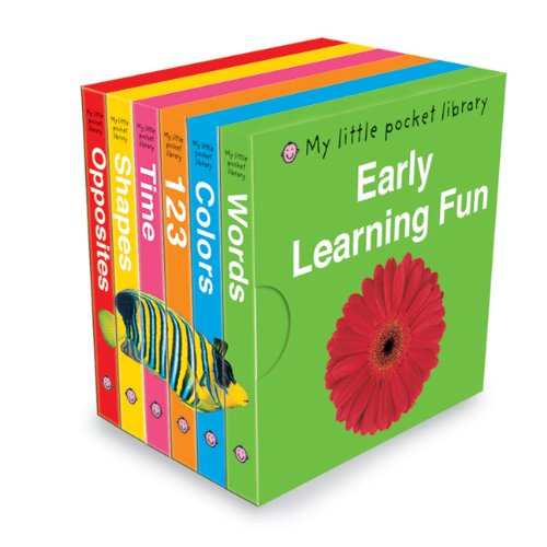 9780312509217: My Little Pocket Library Early Learning Fun