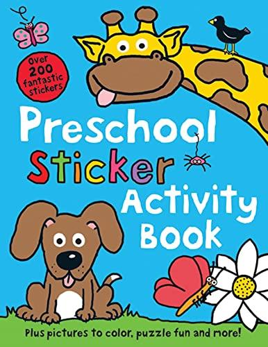 9780312509514: Preschool Sticker Activity Book