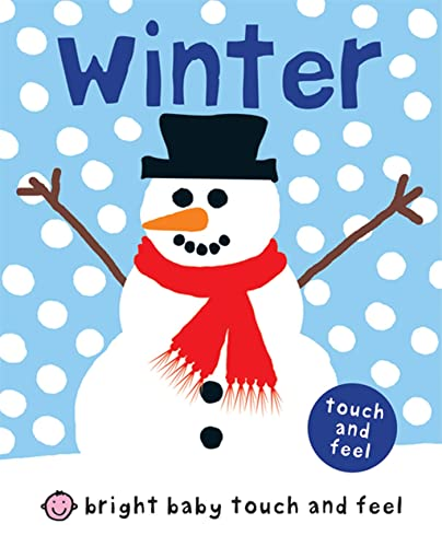 Bright Baby Touch and Feel Winter: Priddy, Roger
