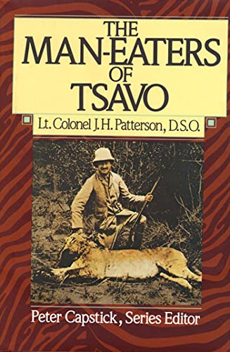 9780312510107: The Man-Eaters of Tsavo (Peter Capstick Library Series)