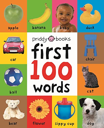 First 100 Words: Priddy, Roger