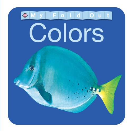 9780312510909: My Fold Out Books Colors