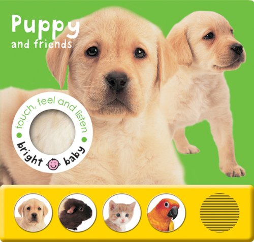 9780312511449: Bright Baby Touch, Feel and Listen Puppy (Bright Baby Touch and Feel)