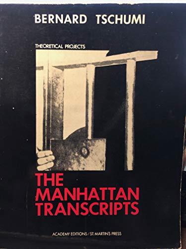 9780312512866: The Manhattan Transcripts