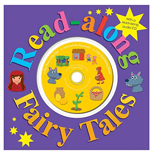 9780312513238: Read-along Fairy Tales: with a Read-Along Audio CD