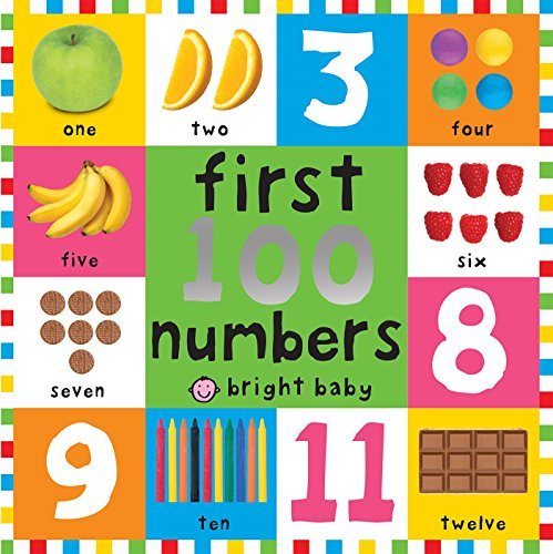 9780312513764: First 100 Board Books First 100 Numbers