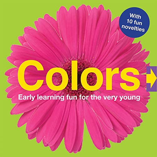 9780312513771: First Concepts Colors (First Concepts (Priddy Books))