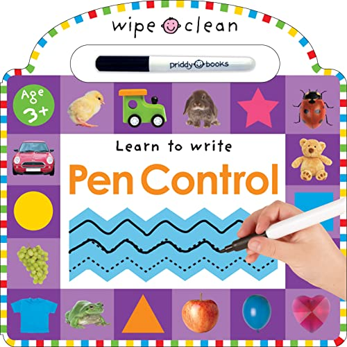 9780312513955: Pen Control [With Marker] (Wipe Clean)