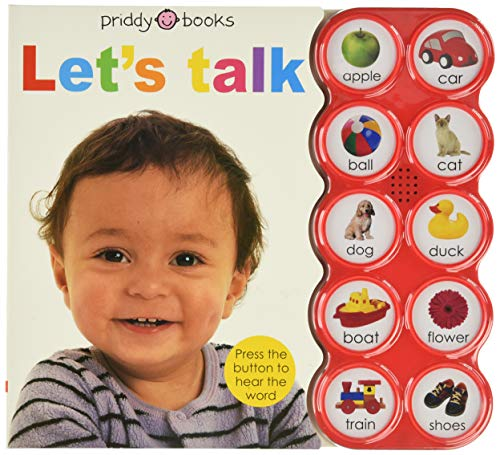 9780312514211: Simple First Words Let's Talk