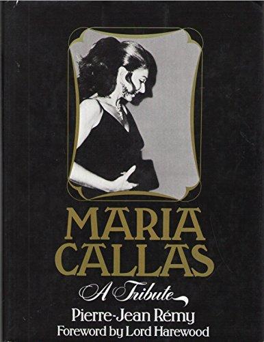 9780312514488: Maria Callas, a tribute