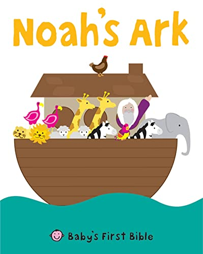 9780312514563: Noah's Ark (Baby's First Bible)