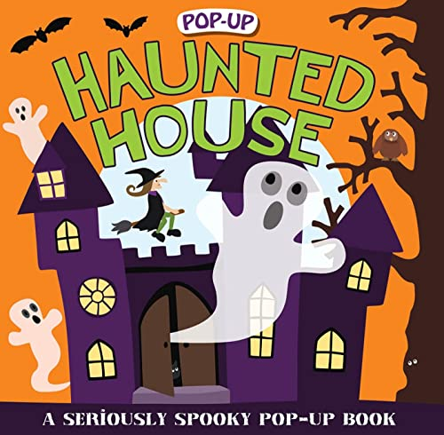 9780312514716: Pop-Up Haunted House