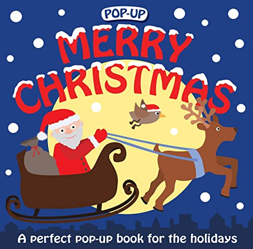 Pop-up Surprise Merry Christmas (0312514735) by Roger Priddy