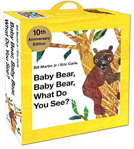9780312515010: Baby Bear, Baby Bear, What Do You See?