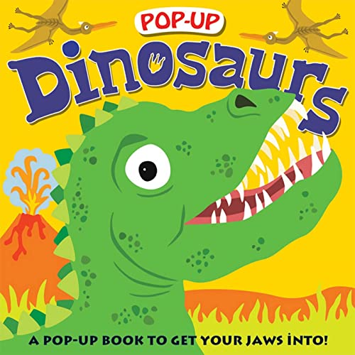 9780312515119: Pop-up Dinosaurs: A Pop-Up Book to Get Your Jaws Into (Pop-Up (Priddy Books))