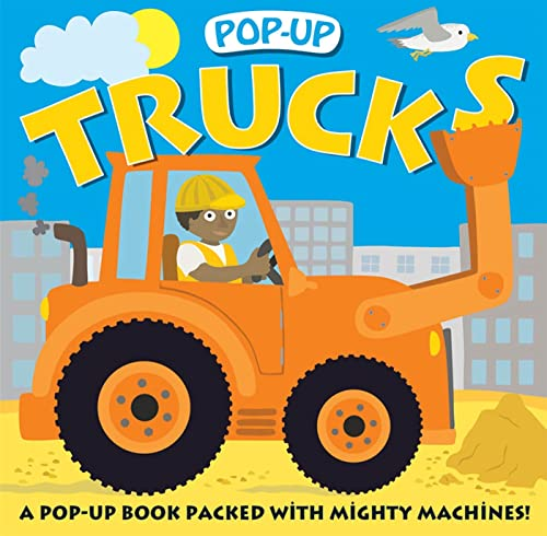 9780312515126: Trucks (Pop-Up (Priddy Books))