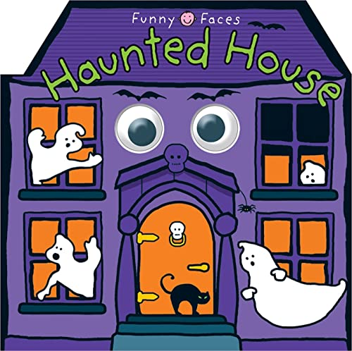 9780312515577: Funny Faces Haunted House