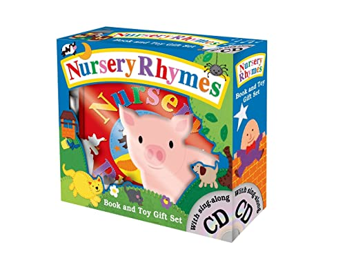 9780312515638: Nursery Rhymes: Book and Plush Gift Set