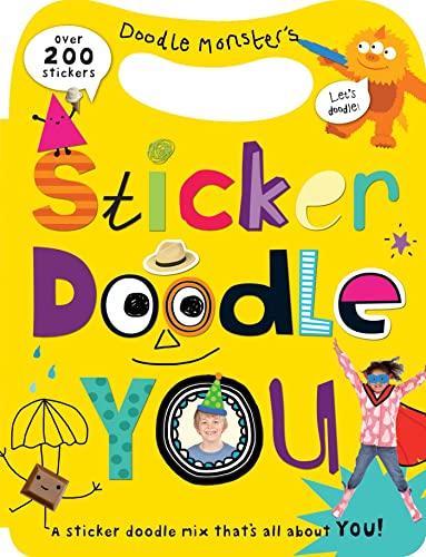 Sticker Doodle You: Priddy, Roger