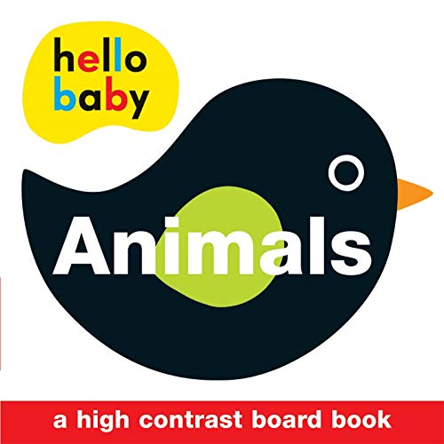 9780312515973: Hello Baby: Animals: A High-Contrast Board Book