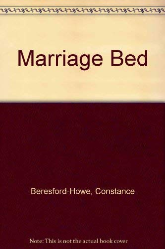 9780312516048: Marriage Bed
