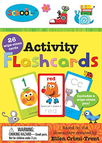 9780312516086: Schoolies: Activity Flash Cards