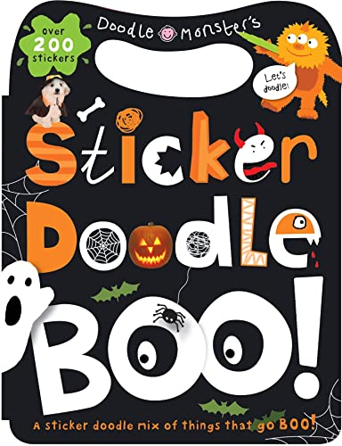 9780312516147: Sticker Doodle Boo!
