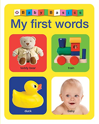 9780312516338: Baby Basics: My First Words