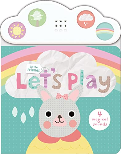 9780312516833: Little Friends: Let's Play: with Four Magical Sounds