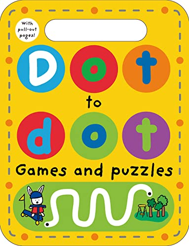 9780312517175: Dot to Dot Games and Puzzles