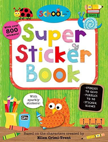 9780312517243: Schoolies: Super Sticker Book