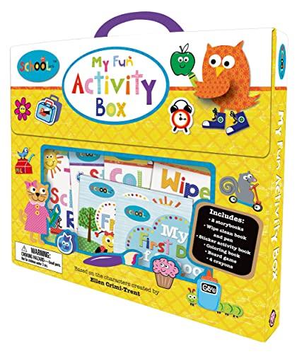 9780312517250: Schoolies: My Fun Activity Box