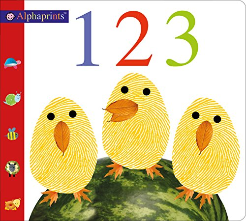 9780312517366: Alphaprints 123